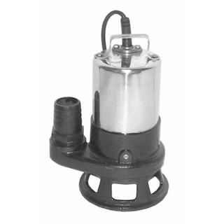 (和川牌)1/2HP~污水沉水馬達/抽水馬達/抽水機/水泵浦/水幫浦
