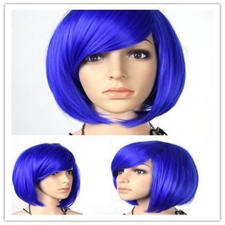 女士短髮cosplay直發假髮