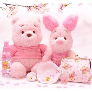 日本代購 櫻花季 迪士尼代購 小熊維尼 櫻花粉維尼