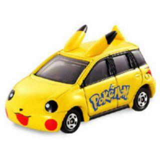 玩具汽車皮卡丘