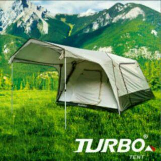 Turbo tent 300帳篷(含前門片*1,側邊布*2)
