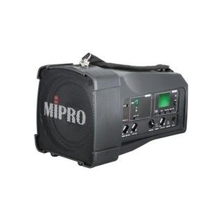 MA-100DB (免運)MIPRO 嘉強超迷你肩掛式無線喊話器~雙頻 (請勿選擇超商取貨付款)