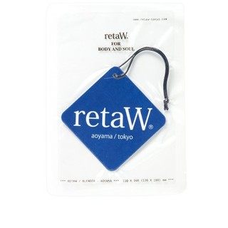 retaW 車內芬香吊牌 Fragrance Car Tag
