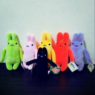 長抱兔 娃娃吊飾