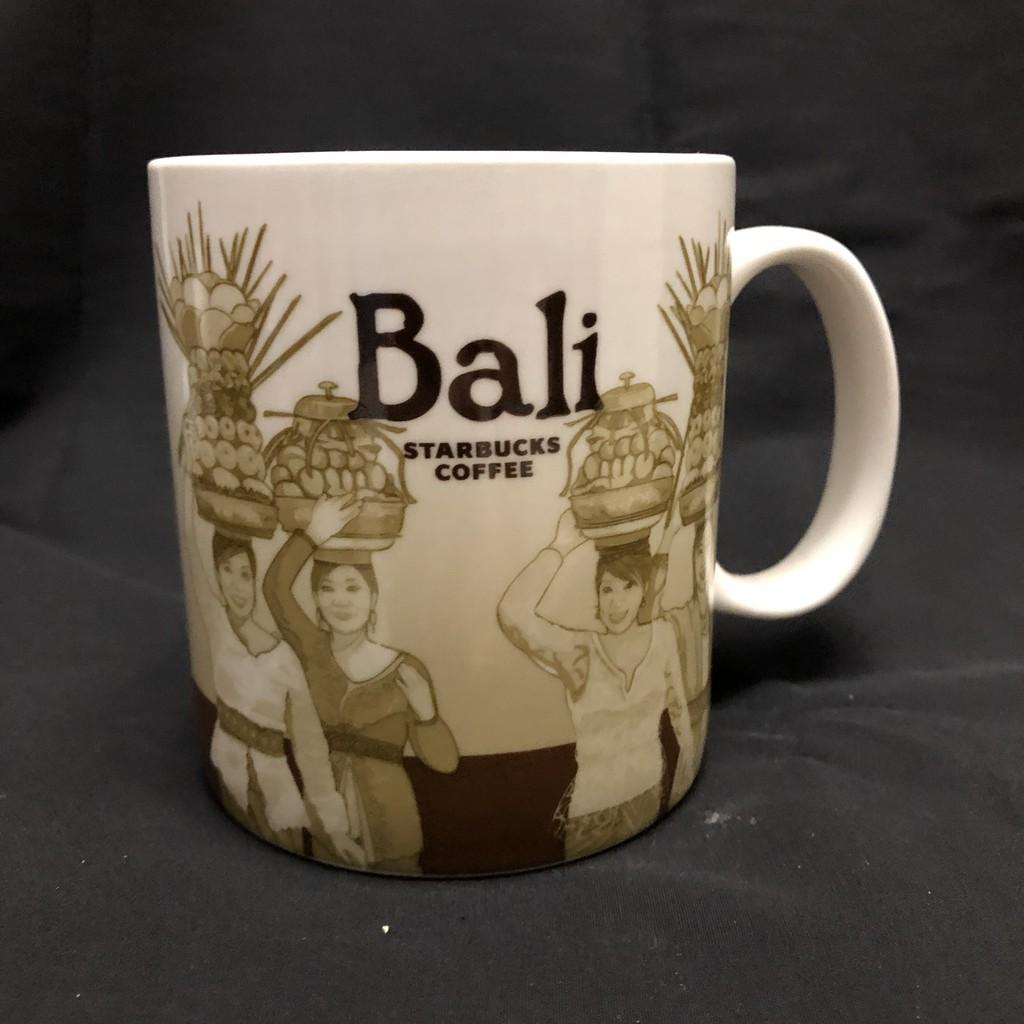 [現貨正品] 星巴克 絕版城市杯 Starbucks city mug 峇里島 Bali