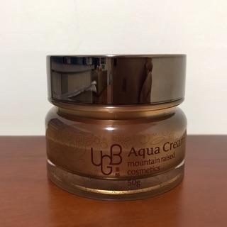 UGB AQUA CREAM 地漿水面霜