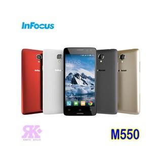兜兜代購-InFocus M550 5.5吋八核祼視3D智慧手機-贈專用視窗皮套+9H鋼化玻璃保貼+專用耳機