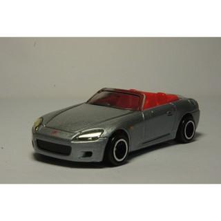 TOMY(tomica)小汽車 絕版套裝組拆售 單售 HONDA S2000 本田敞篷跑車(1/57模型車)