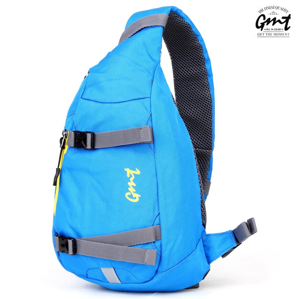 現貨 免運費【011014-03】GMT 時尚休閒背包 GMT 藍色;anello/hersche