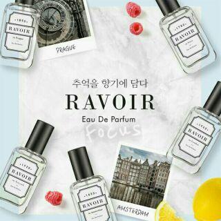 韓國Missha-RAVOIR歐洲城市香水 女性淡香水 30ml