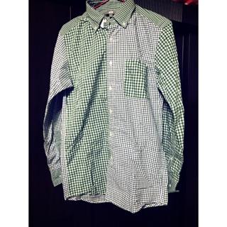 Uniqlo 男生長袖襯衫