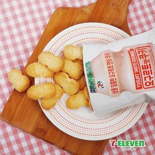 韓國711 限定 養樂多餅乾
