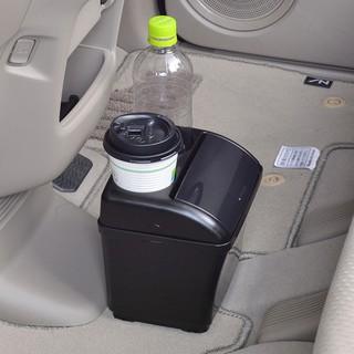 【CarMall】SEIWA W887 車用 多功能 置物 收納 飲料架 垃圾桶 [日本製]