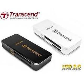 創見 Transcend F5 USB3.0 TS-RDF5 讀卡機