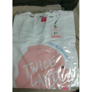 twiceland twice 衣服 T 彩瑛設計
