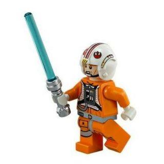 [塔圖因小商行] lego 75049 Luke skywalker 天行者 路克 飛行員裝( 樂高 星際大戰 )