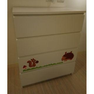 IKEA五斗櫃