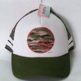 ROXY 衝浪海灘戶外 網帽 棒球帽 帽子 嘻哈帽