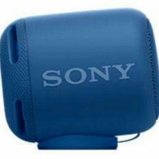 7-11 Sony原廠EXTRA. BASS可攜式無線喇叭(藍色,黑色)
