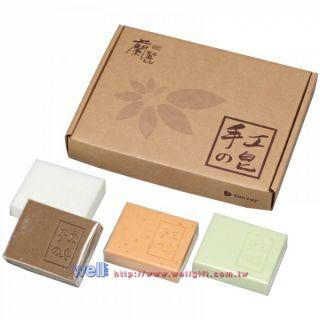 蘭麗手工皂/香皂禮盒 - 3入
