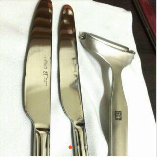 佳一購物德國雙人牌刀具/牛排刀/削皮刀/刨刀